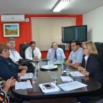Reunión con dirigentes de CONPACOOP