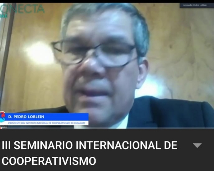 III Seminario Cooperativismo